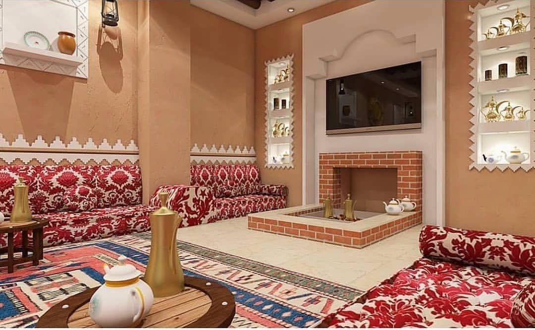 Instagram Post By مصمم ومنفذ ديكور تراثي Dec 14 2018 At 11 10am Utc Living Room Design Decor Luxury Living Room Home Room Design