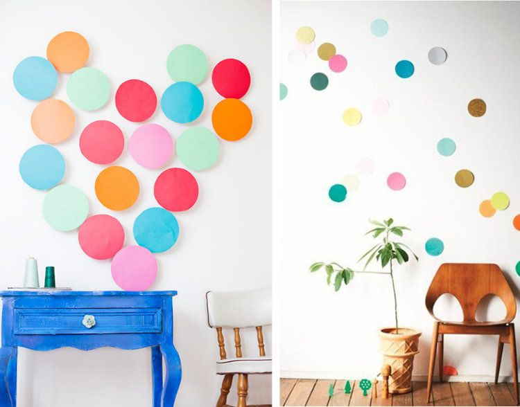 Las 10 Ideas Mas Creativas Para Decorar Las Paredes Pinterest - Ultimas-tendencias-en-decoracion-de-paredes