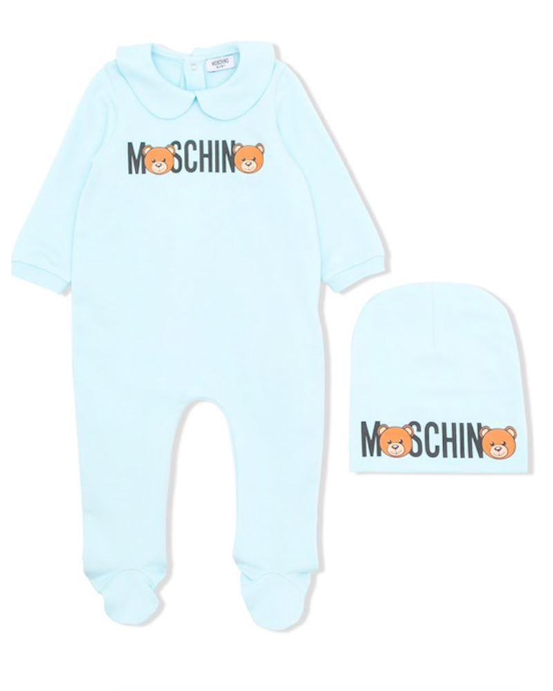 37fef151a7c moschino baby suit gift set - Google Search