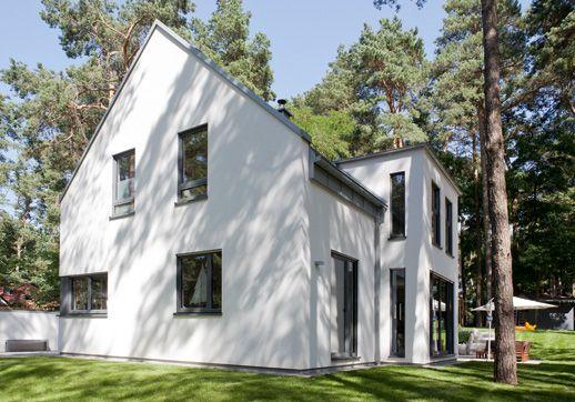 gnstig bauen erlenbach ein fertighaus von gussek haus - Gnstig Modern Bauen