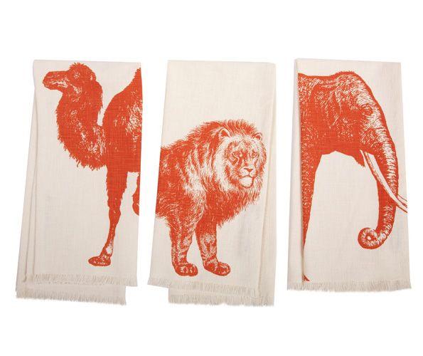 Thomaspaul Bazaar Hand Towel set. $50