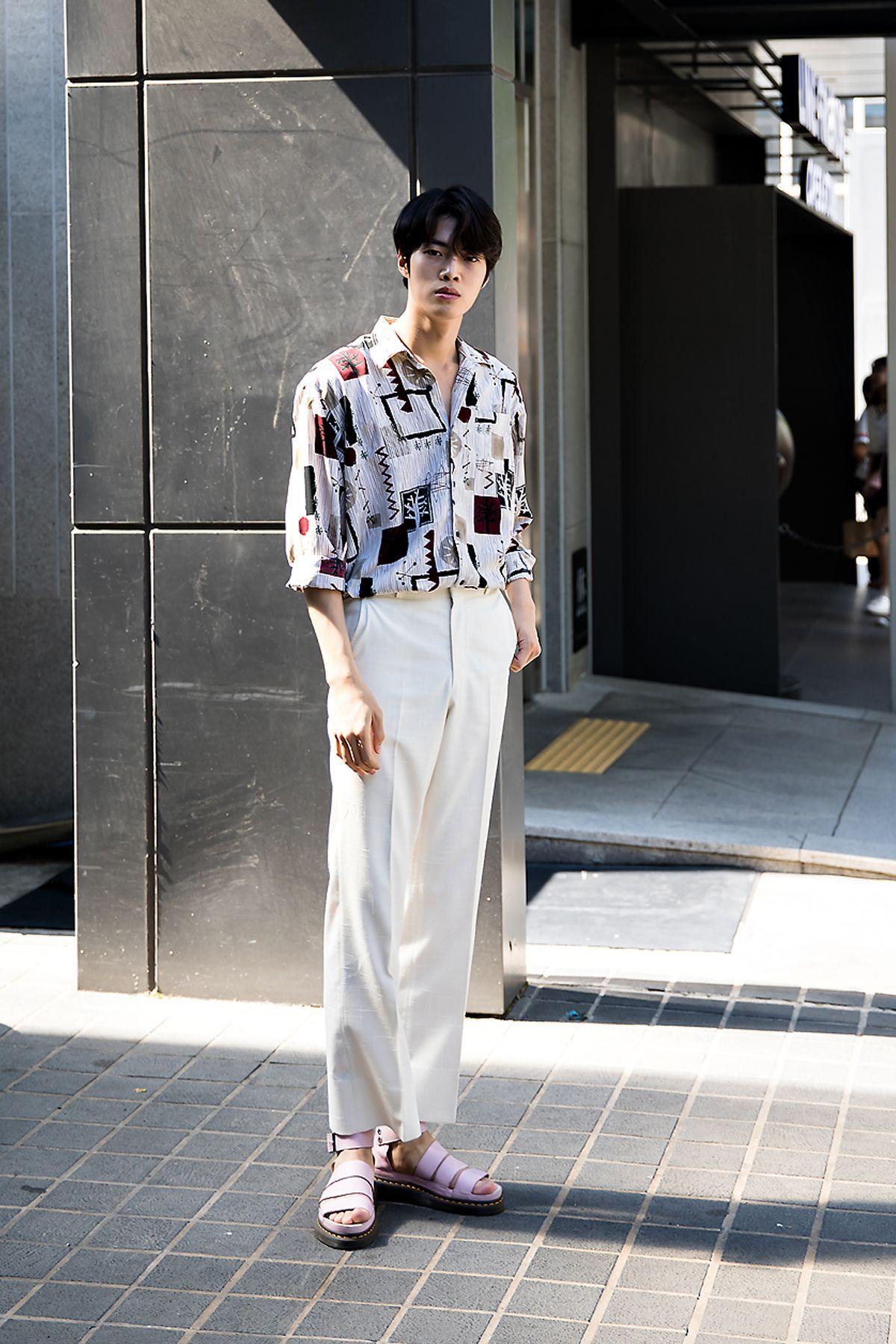 Ko Woongho, Street Fashion 8 in Seoul  Korean street fashion
