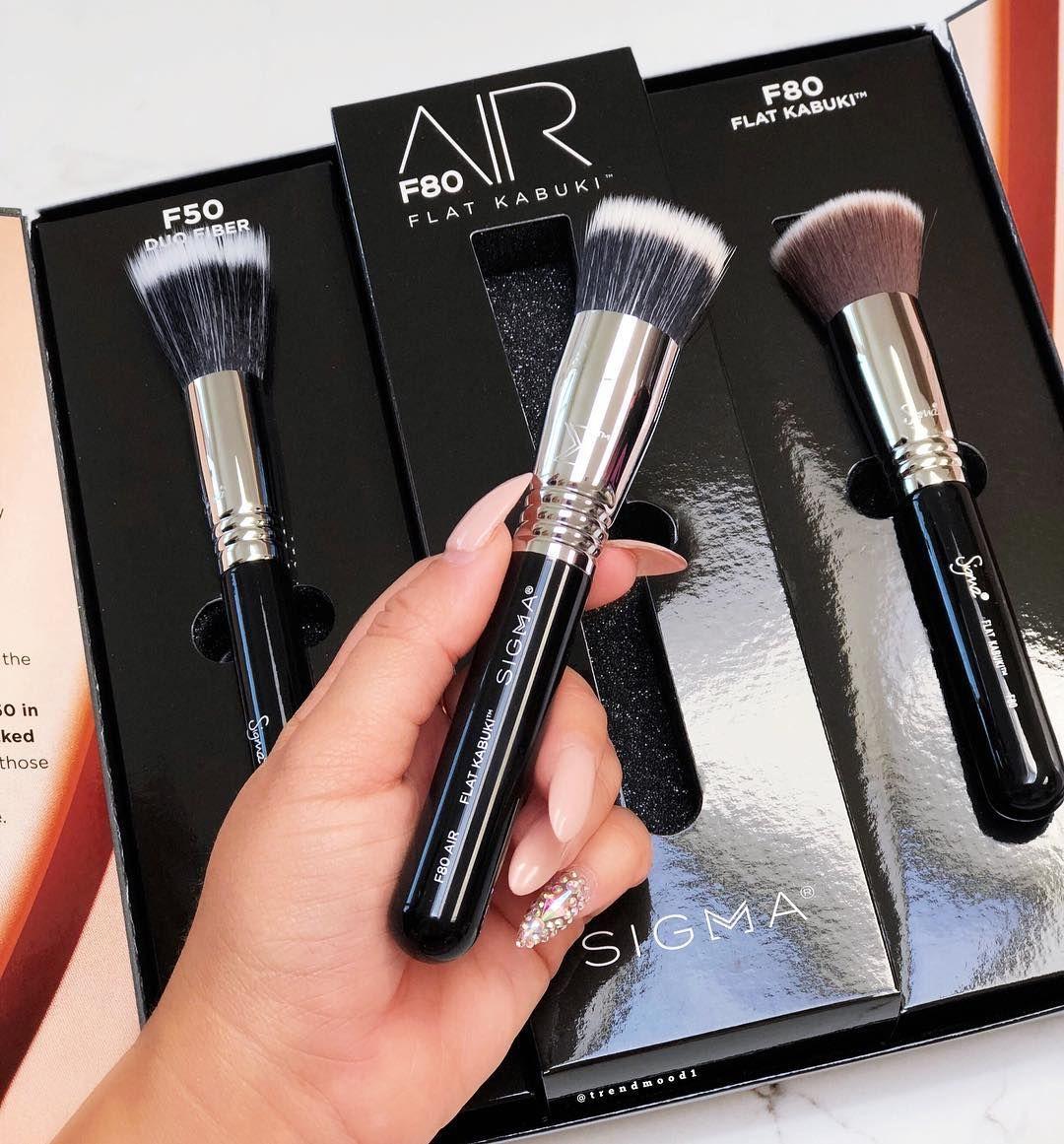 F80 Air Flat Kabuki™ Foundation brush, Makeup junkie