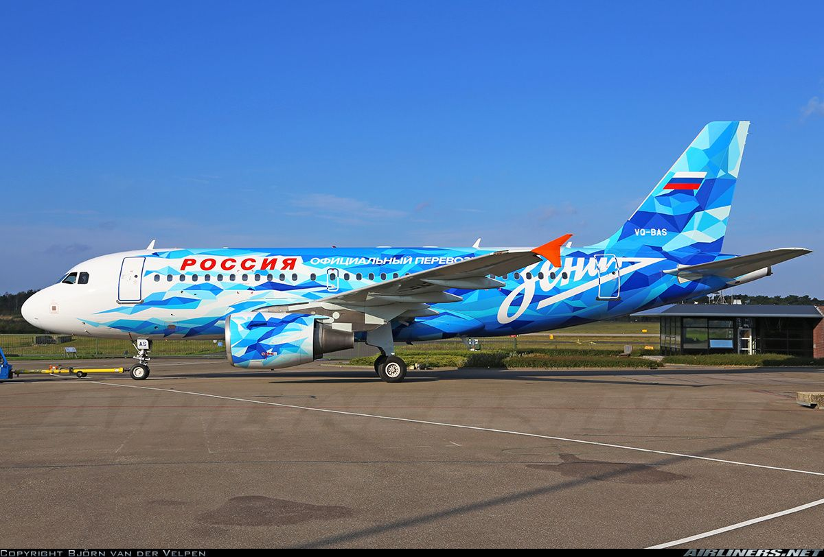 Airbus A319-111..