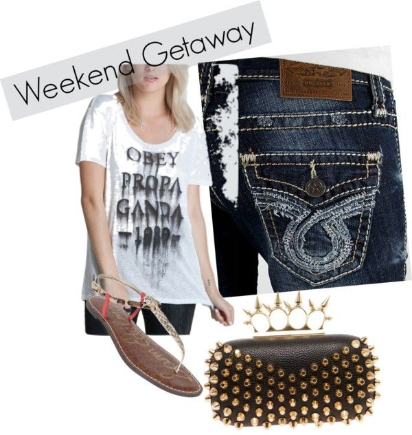 """""""Weekend Lazy"""" by dianasenn on Polyvore"""