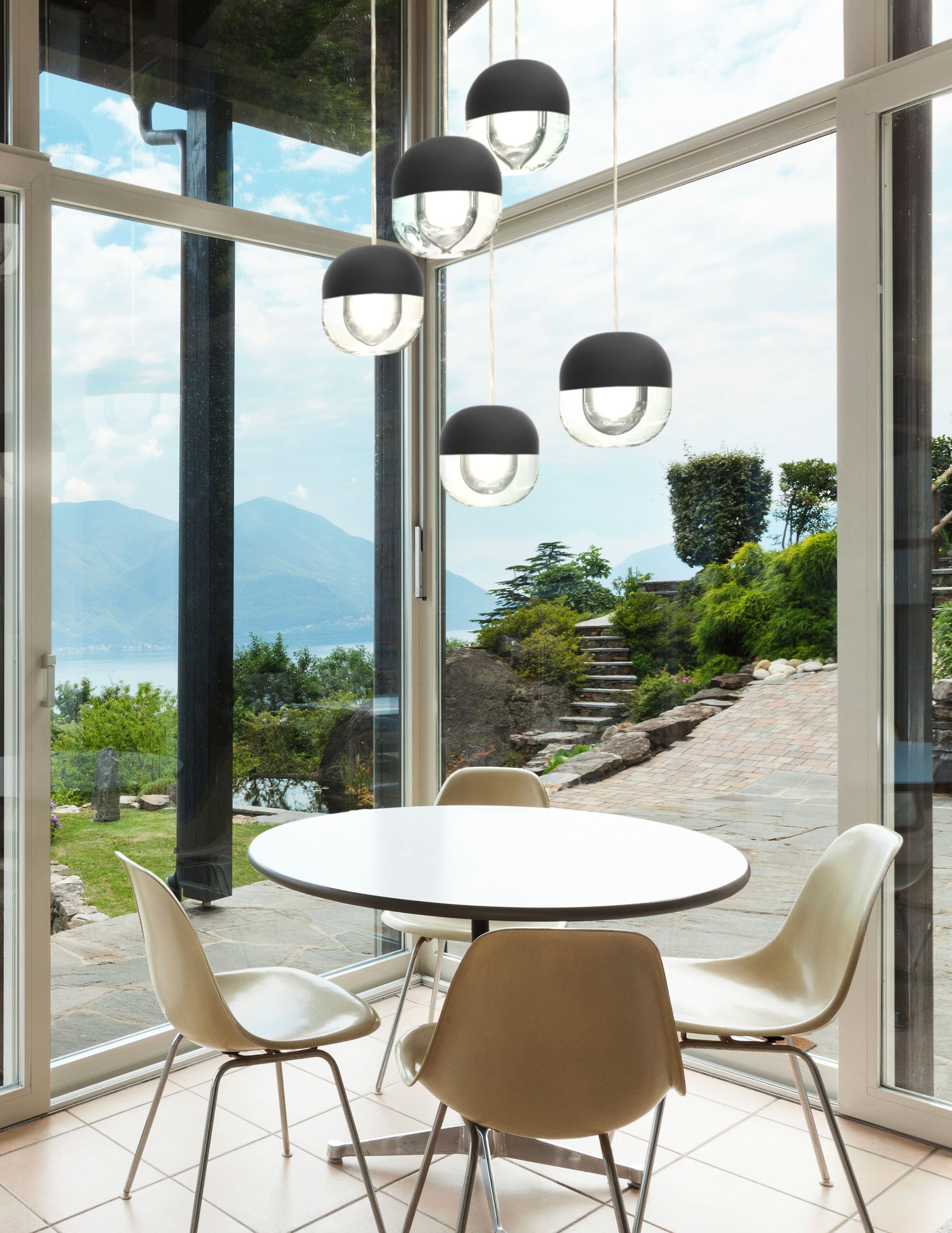 Monk pendant by eureka high luxury in a modest package the explore eureka lighting satin finish and more arubaitofo Images
