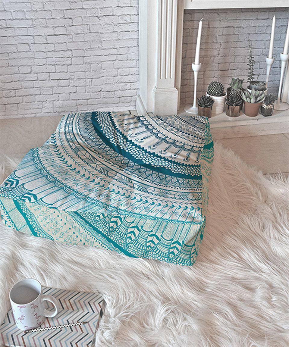 Look what I found on #zulily! RosebudStudio Floor Pillow by DENY Designs #zulilyfinds