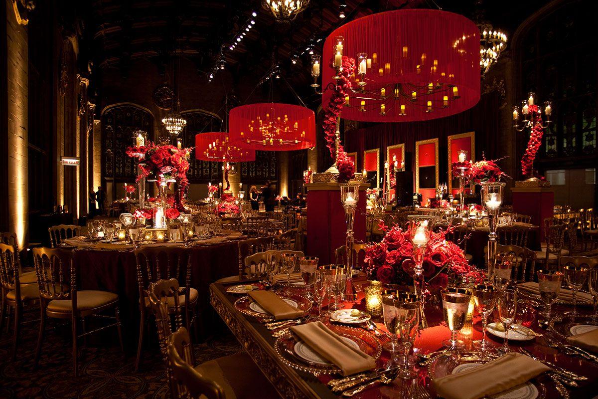 Heffernan Ronsley Luxury wedding centerpieces