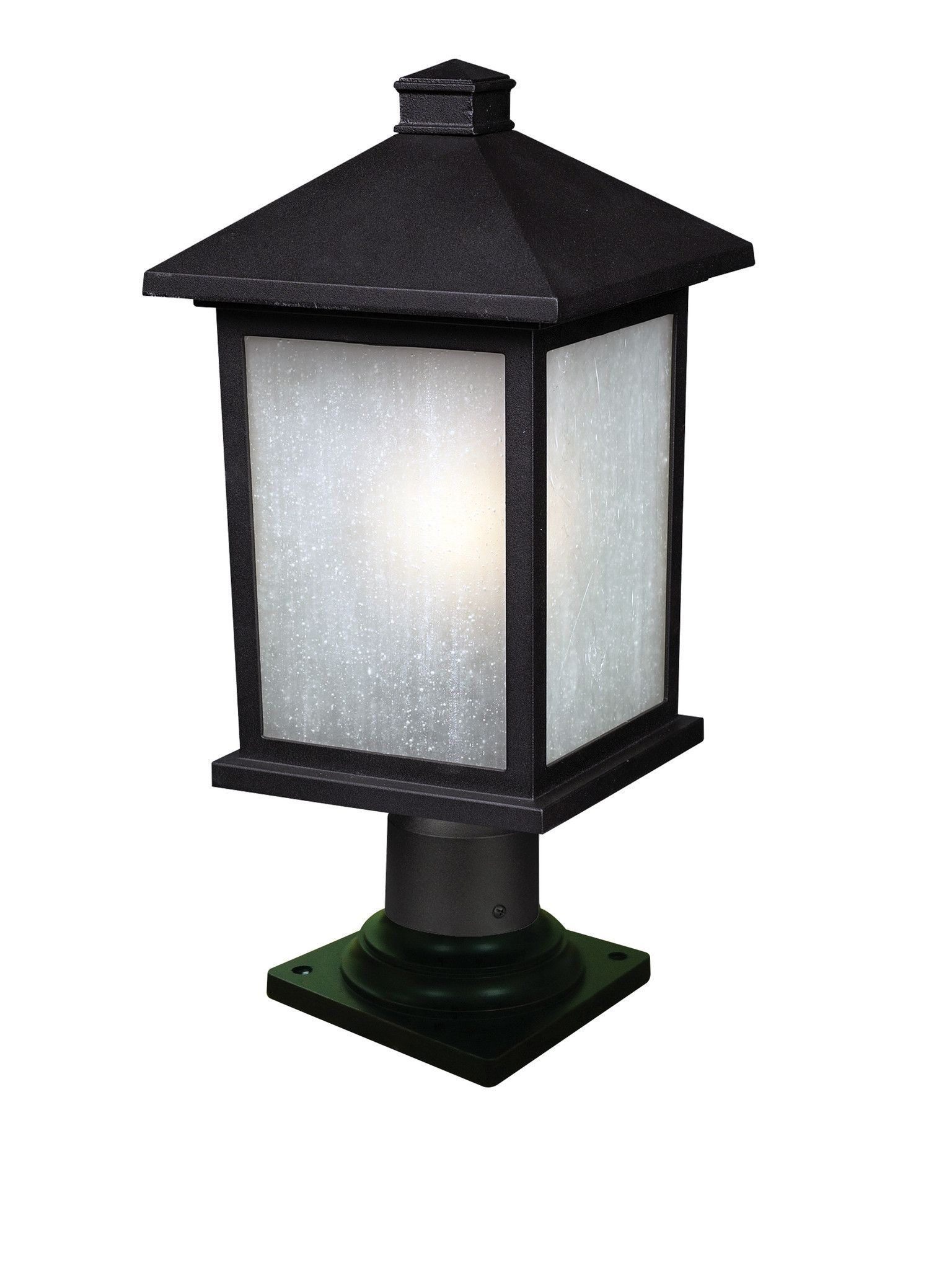 Zlite phbpmbk holbrook light outdoor pier mount light