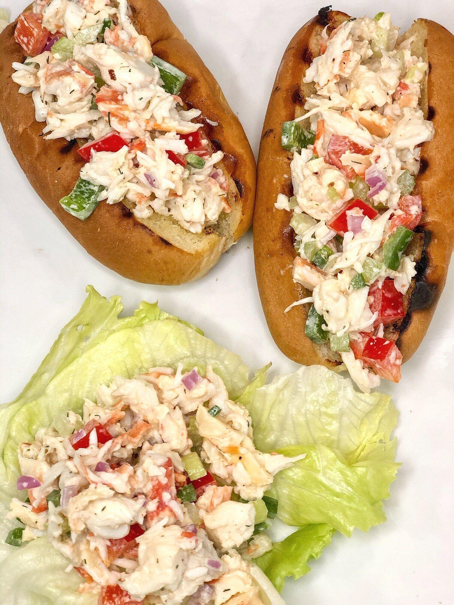 Jonah Crab Salad Recipe