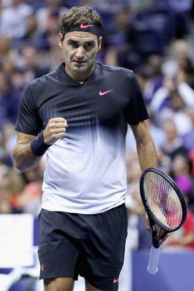Roger Federer Photos Photos 2017 Us Open Tennis Championships Day 2 Roger Federer Tennis Champion Tennis