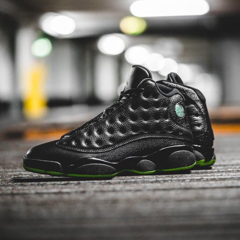 f03fb6829b3 Nike Air Jordan 13 Retro - Altitude (414571-042) USD 160 HKD 1250 ...