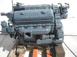 8v71 GM | Detroit Deisel | Diesel cars, Detroit diesel