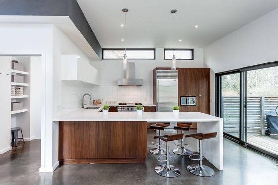 maison contemporaine au canada - Deco Interieur Maison Contemporaine