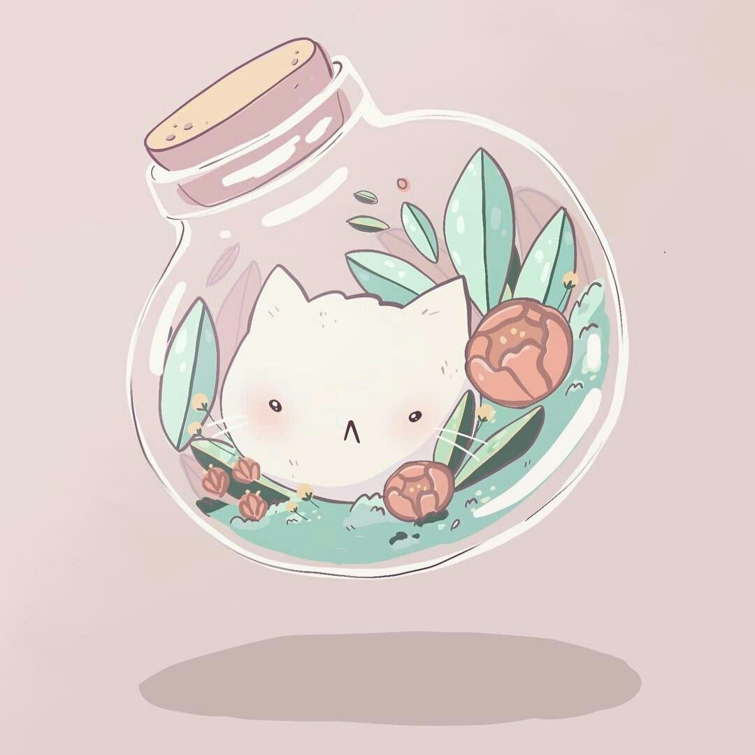 Kawaii wallpapper art in pinterest kawaii cute art en art