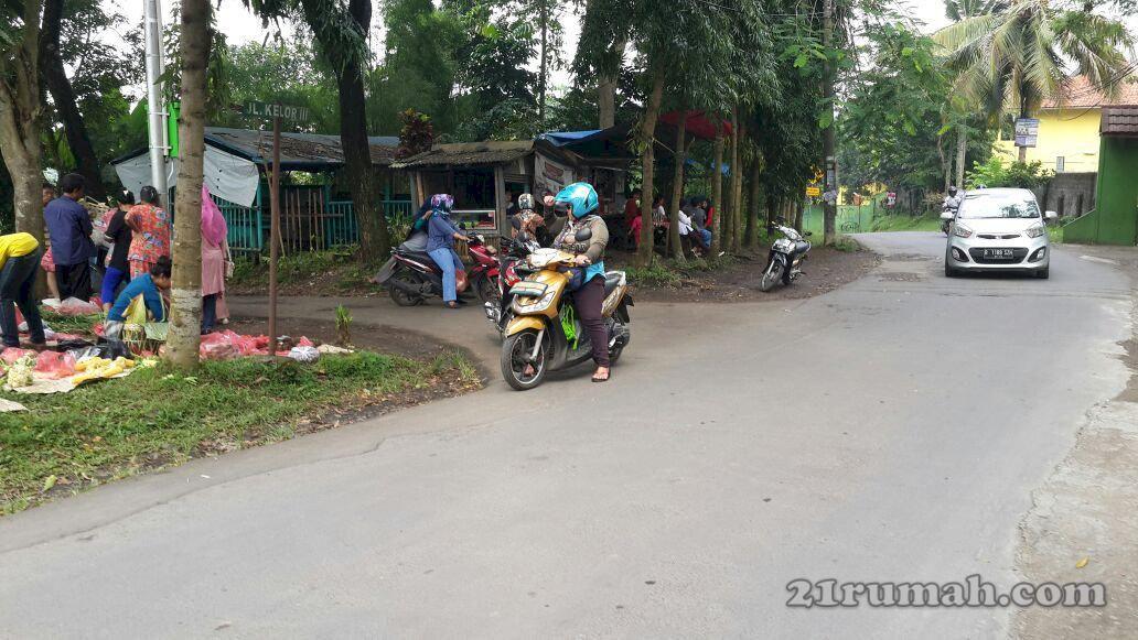 Jual Murah Tanah Kavling 400 M2 Di Dalam Kota Bogor Bogor Kota