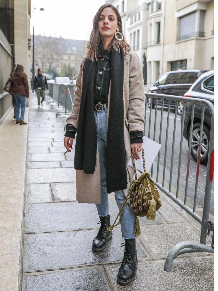paris street style - elle japan streetclothing