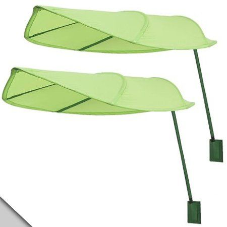 Amazon Com Ikea Lova Kid Bed Canopy Green Leaf X2 Kids Bed Canopy Ikea Kid Room Decor