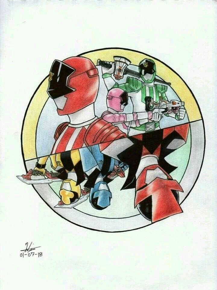 Kaito Sentai Lupinrangers VS Keisatsu Sentai Patrangers