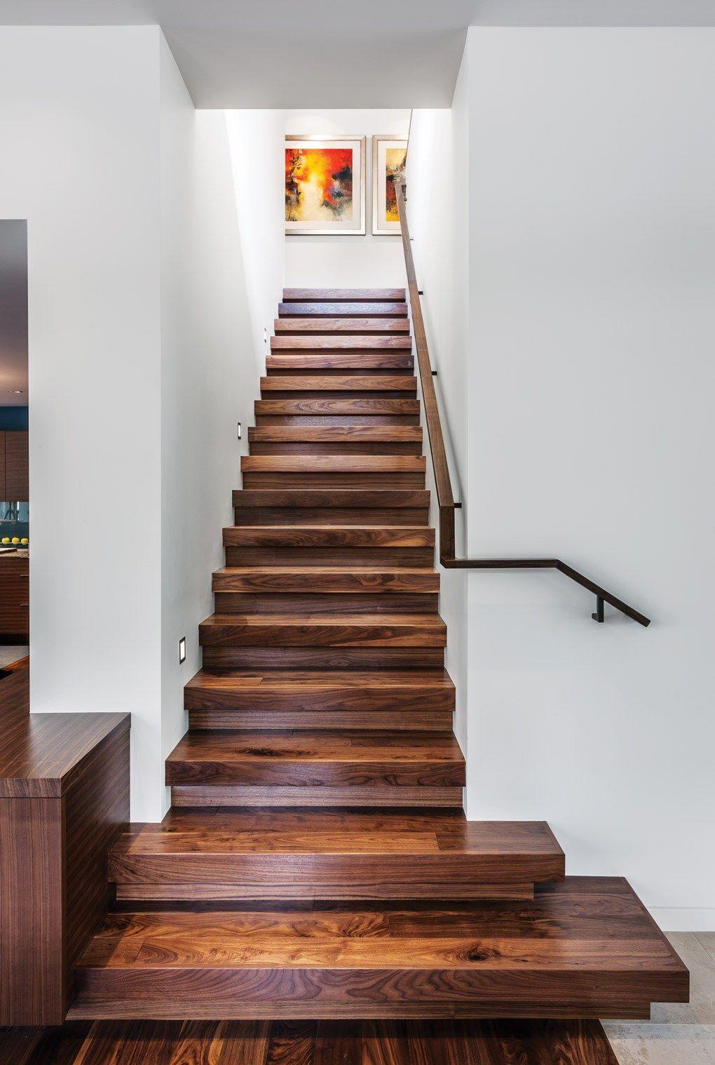 Architect Charles Stinson Creates A Stunning Modern Home Home