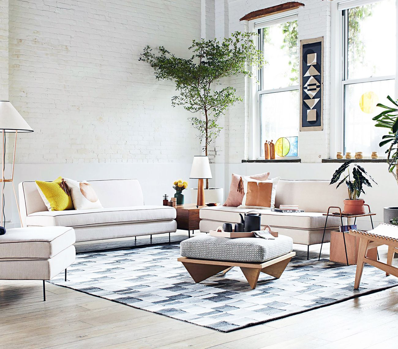 Is West Elm Furniture Good Quality: Commune's West Elm Collection Is A Study In California