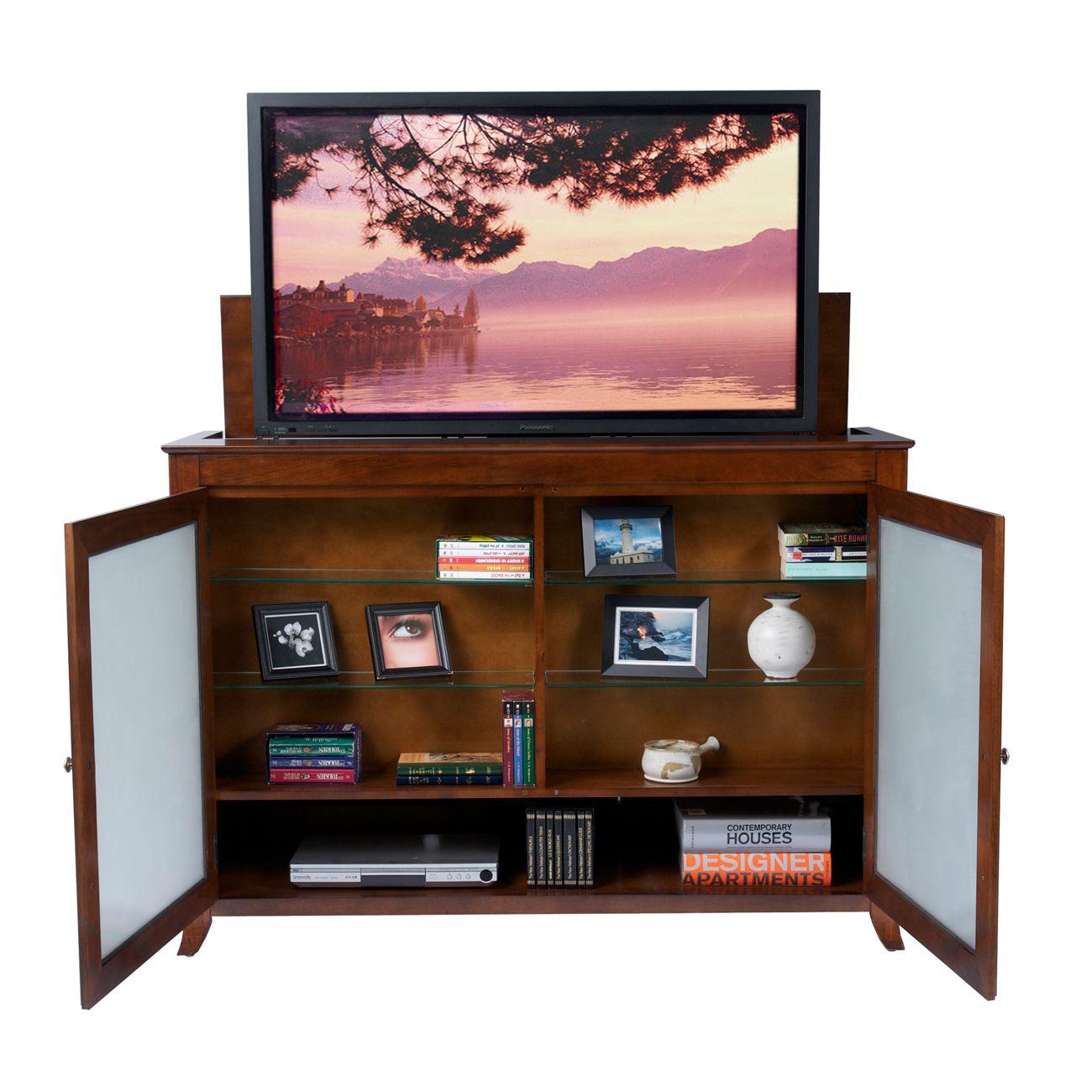 Brookside 70054 tv lift for 60 flat screen tvs