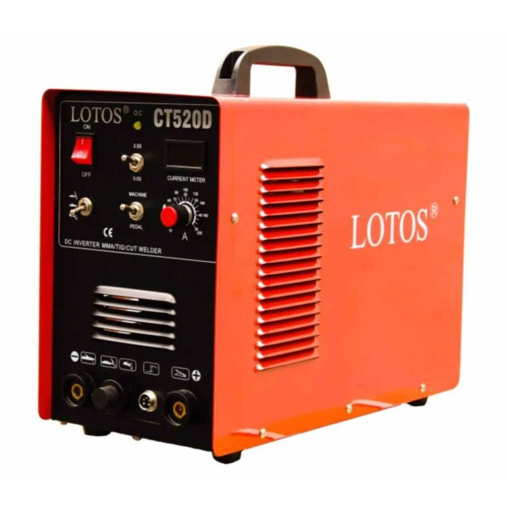 Lotos 50 Amp Plasma Cutter With 200 Amp Tig Welder And 200 Amp Stick Welder Combo Plasma Cutter Tig Welder Best Plasma Cutter
