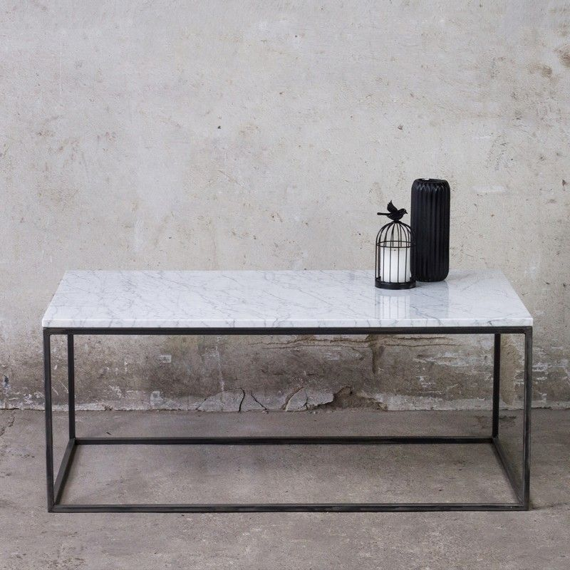 Lapis Long Couchtisch Couchtisch Marmor Wohnzimmer Tisch
