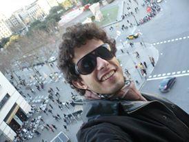 Praça da Catalunia Barcelona-espanha