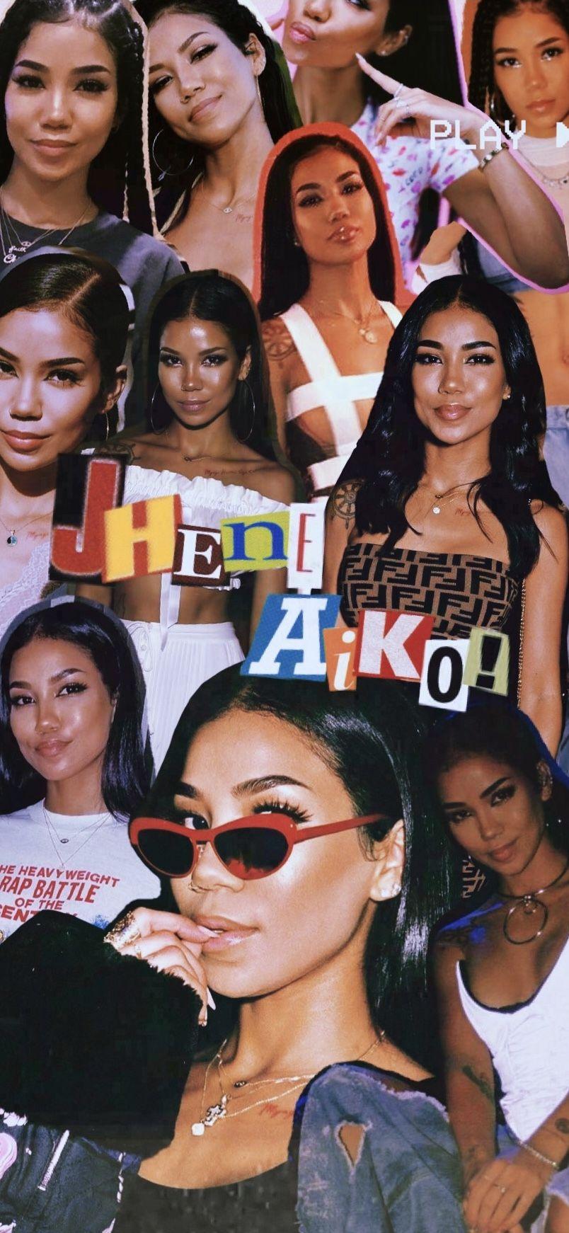 Jhene Aiko Bad Girl Wallpaper Jhene Aiko Celebrity Wallpapers