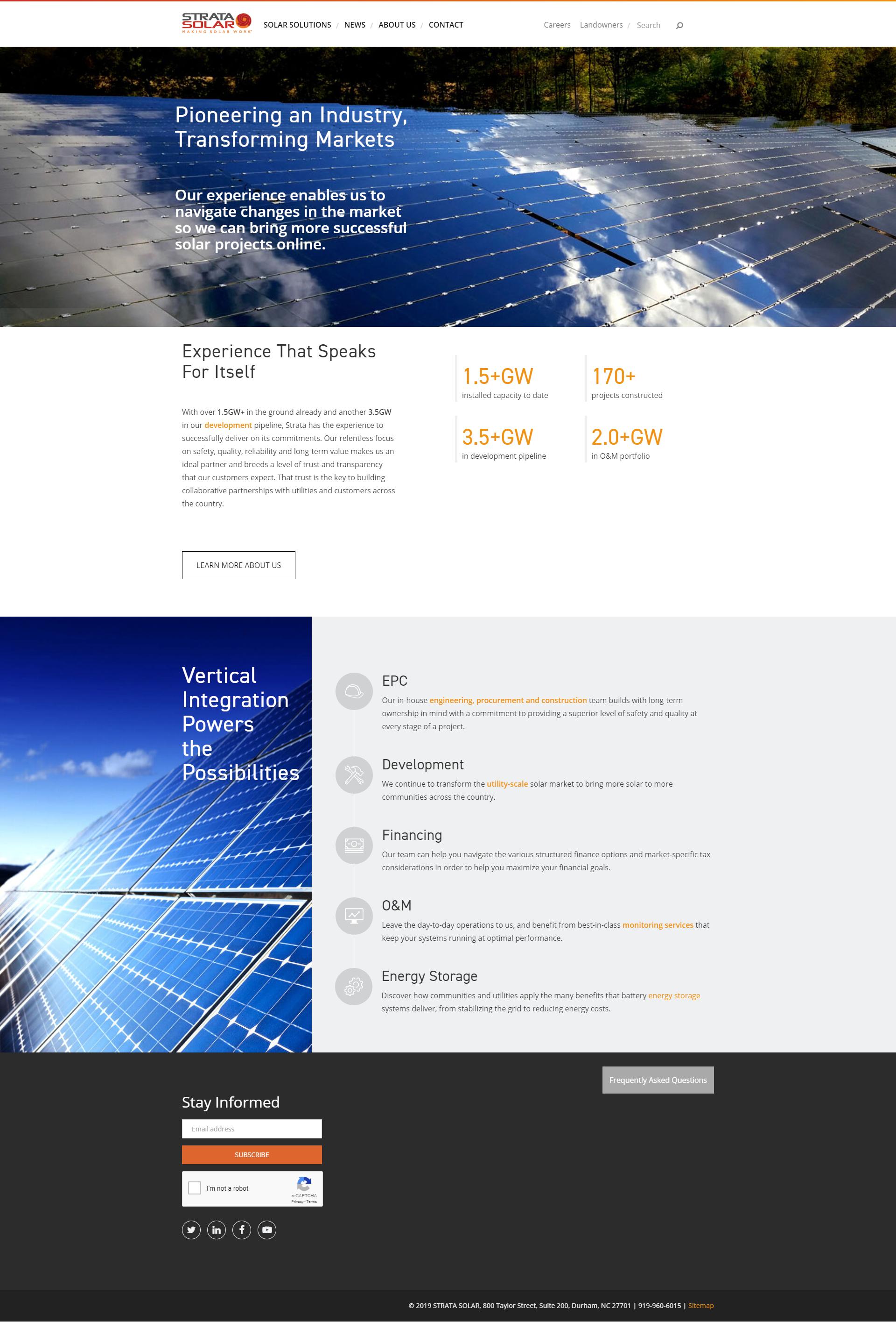 Best Solar Energy Websites: 20 Inspirational Examples