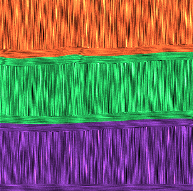 Secondary Colors Orange Green And Violet Mix Two Primary Together