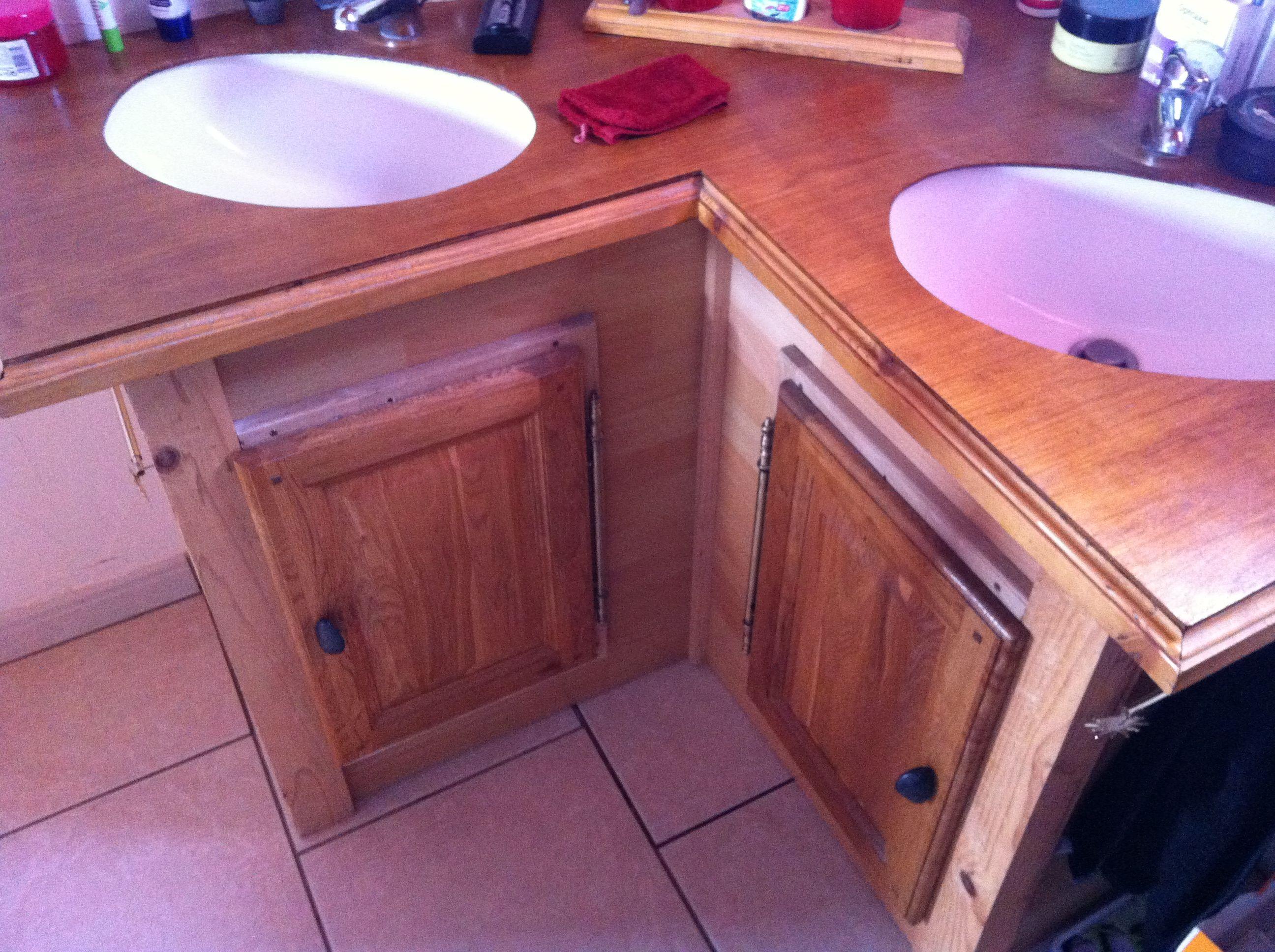 meuble doubles vasques bois Instructions de montage... | Bosch Les ...