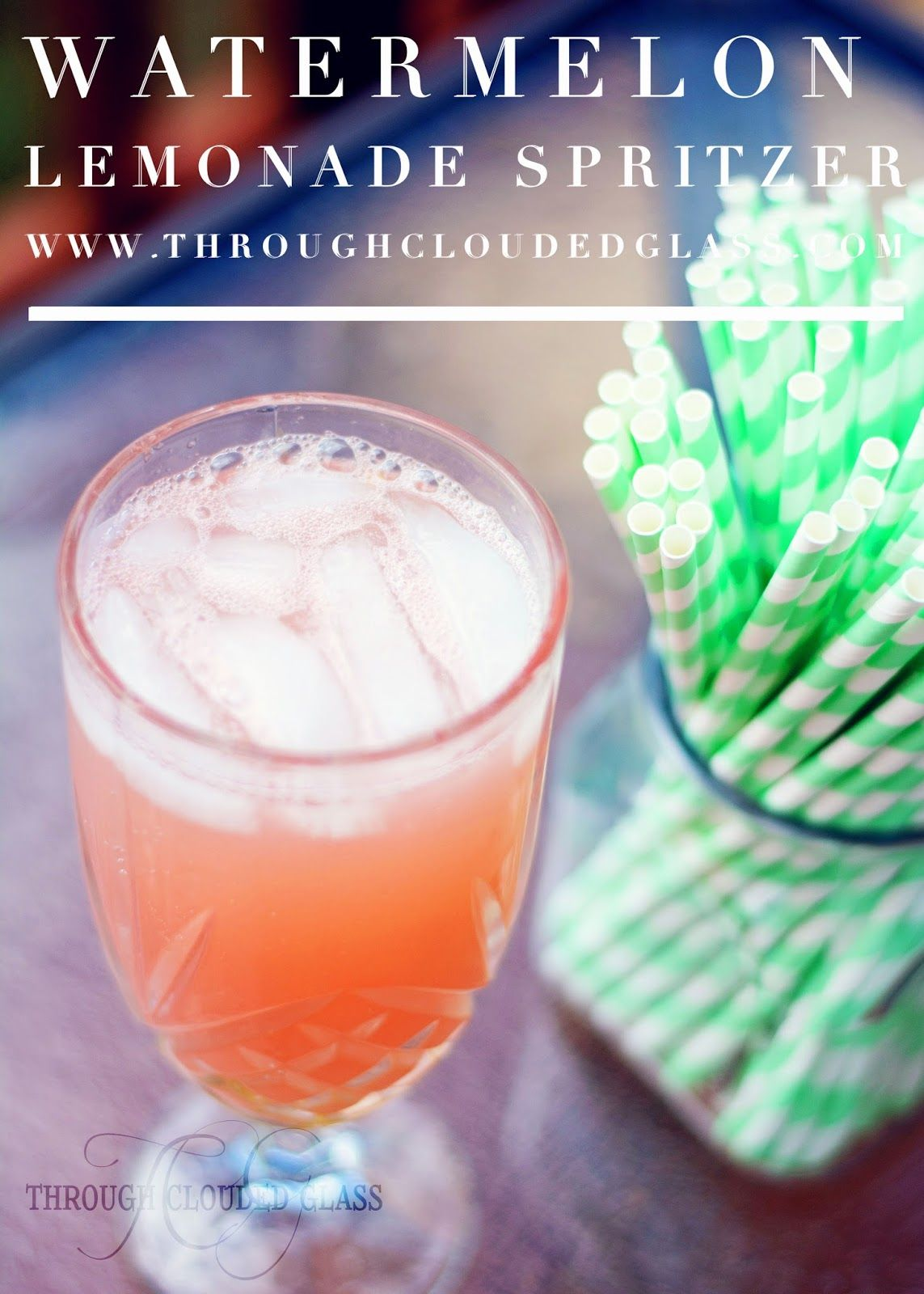 This Is The Perfect Drink For Summer Through Clouded Glass