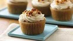 Gluten Free Apple Spice Cupcakes