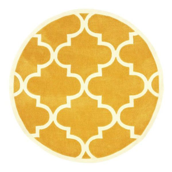 Trellis Mustard Area Rug Products Pinterest Products