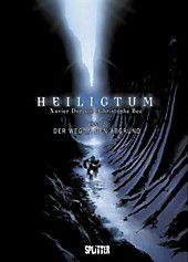 Heiligtum – Der Weg in den Abgrund. Xavier Dorison, Christophe Bec,. Gebunden – …
