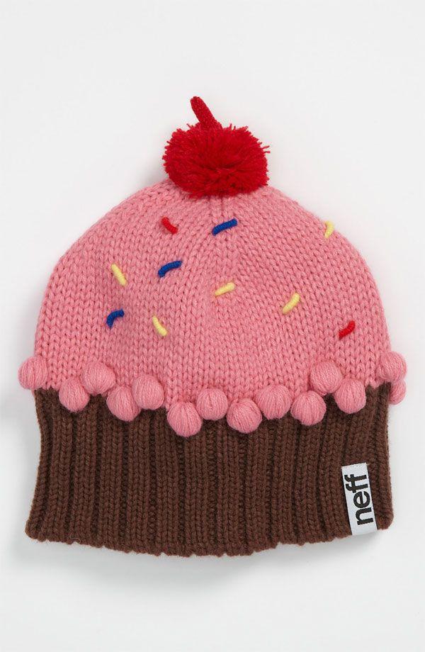 8ab1ddde887 Cupcake Hat by Neff