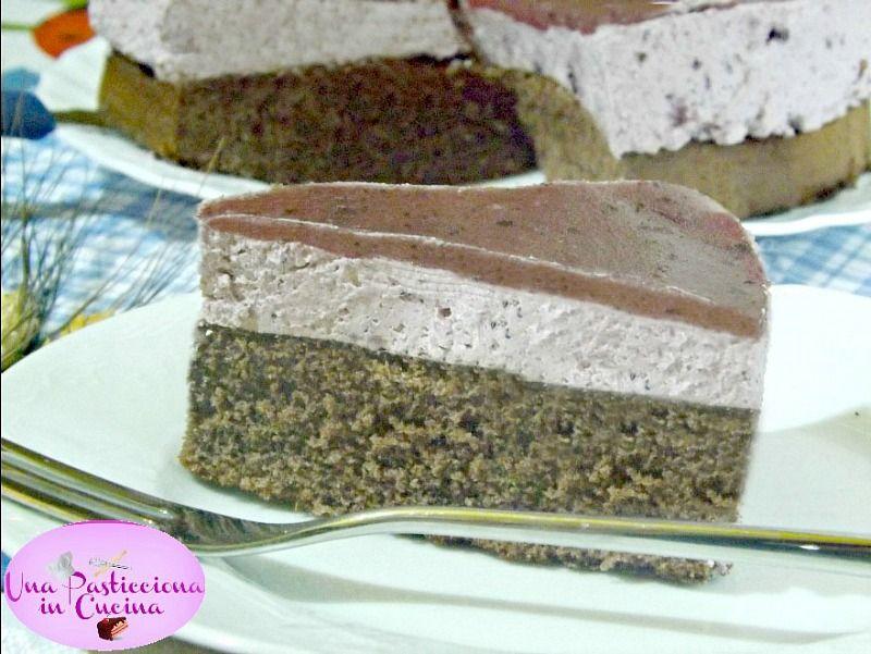 Torta ai Mirtilli e Yogurt Ricetta
