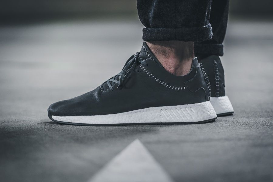huge selection of d0684 c7b69 Wings + Horns NMD R2 Boost. Midnight Online Adidas Originals ...