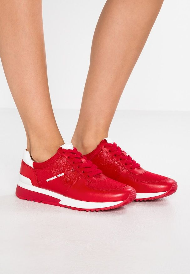 ALLIE TRAINER - Trainers - bright red