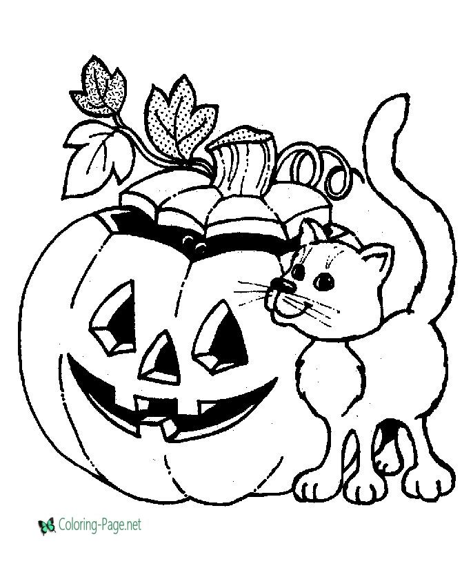 halloween coloring pages | grandma stuff | Pinterest | Fondo ...