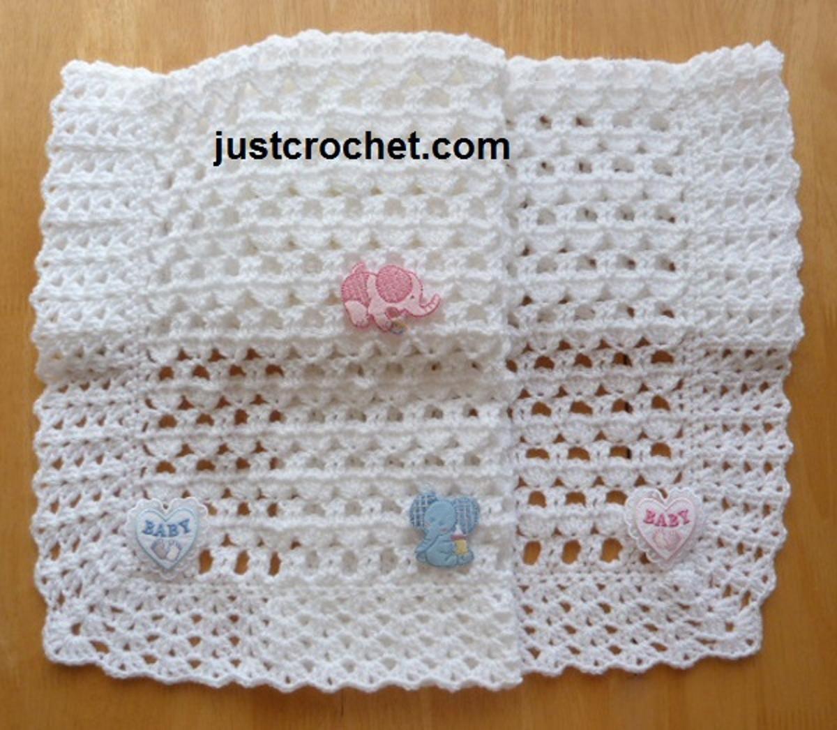 Moderno Olla Patrón Lavador Crochet Ilustración - Manta de Tejer ...