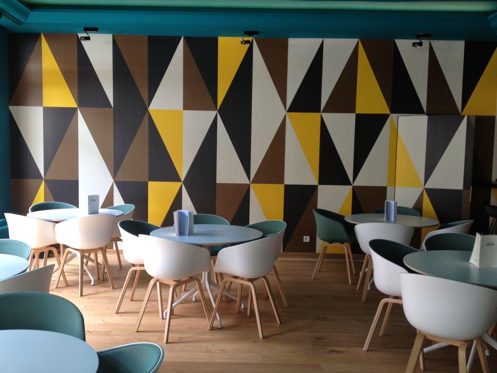 Schönes Ding : Café des Capucins. An interior design statement in ...