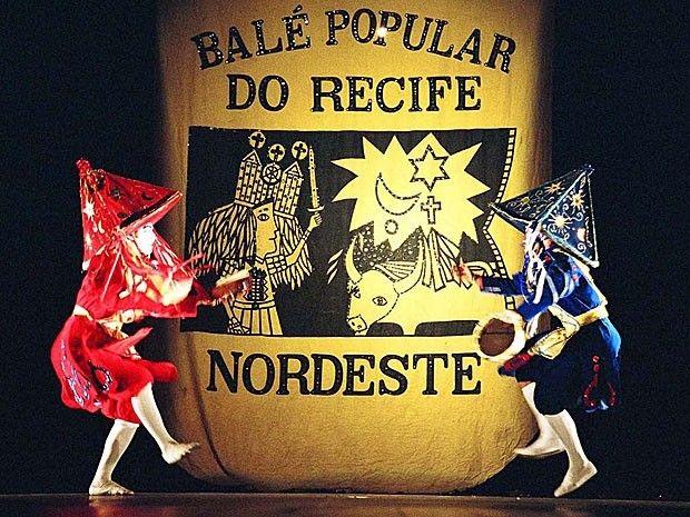 Balé Popular do Recife Hoje em #Ipojuca 19h #VemGente (Foto: Marcelo Lyra / Divulgação)