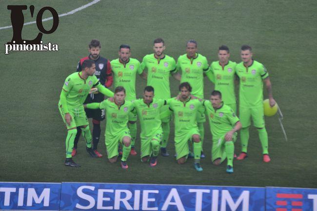 Cagliari Calcio lobiettivo salvezza è ormai una formalità!