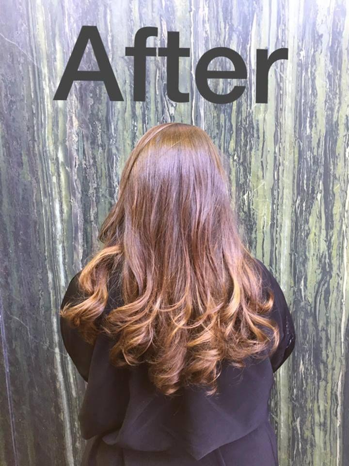 #Gorgeous #balayage by Sasha #hairpainting #hair #davidriossalon #haircolor #DCsalon #georgetownsalon #highlights #bronde #brunette