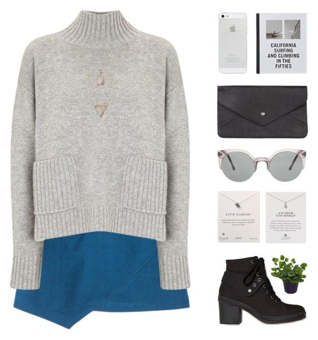 """""""Olivia"""" by chelseapetrillo ❤ liked on Polyvore featuring Keds, Frame Denim, Dogeared, Patagonia, Double Oak Mills and Panacea"""