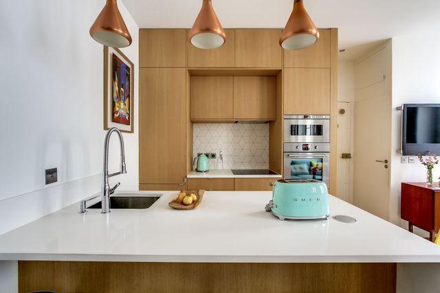 En vidéo  mélange de styles dans ce 36 m2 Small spaces, Decor