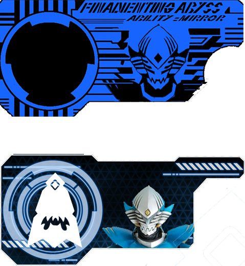Abyss Progrise Key By Nghminh0 On Deviantart In 2020 Deviantart Kamen Rider W Visual Artist